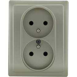 515036 Double socket with...