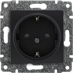 516141 Single socket Schuko...