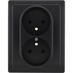 450936 Double socket with...