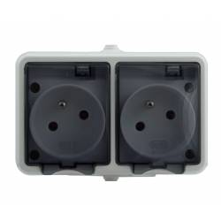 121436 Double socket...