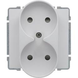 660446 Double socket with...