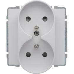660447 Double socket with...