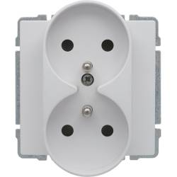 660449 Double socket with...