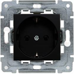 450941 Single socket Schuko...