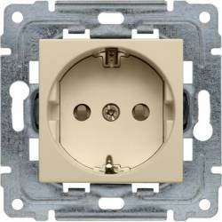 450341 Single socket Schuko...