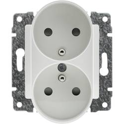 520449 Double socket with...