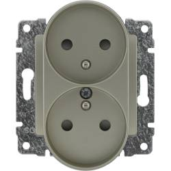 525047 Double socket with...