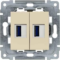 450357 2 x Ładowarka USB 5V 2A