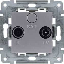 454173 Gniazdo antenowe RTV...