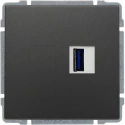 666059 Ładowarka USB 2A,...