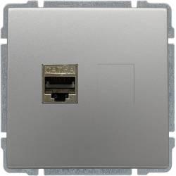 664066 Gniazdo komputerowe...