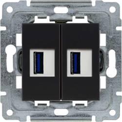 450957 2 x Ładowarka USB 5V 2A