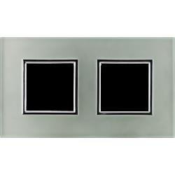 4504182 Glass, Frame 2x