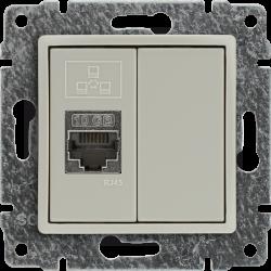 510366 Gniazdo komputerowe...