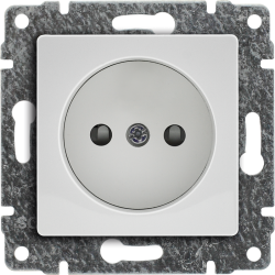 510433 Single socket with...