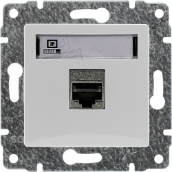 510466 Gniazdo komputerowe...