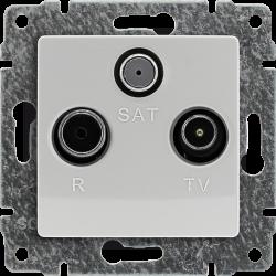 510477 Gniazdo antenowe RTV...