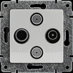 510478 Gniazdo antenowe TV...