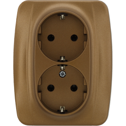 513038 Double socket with...